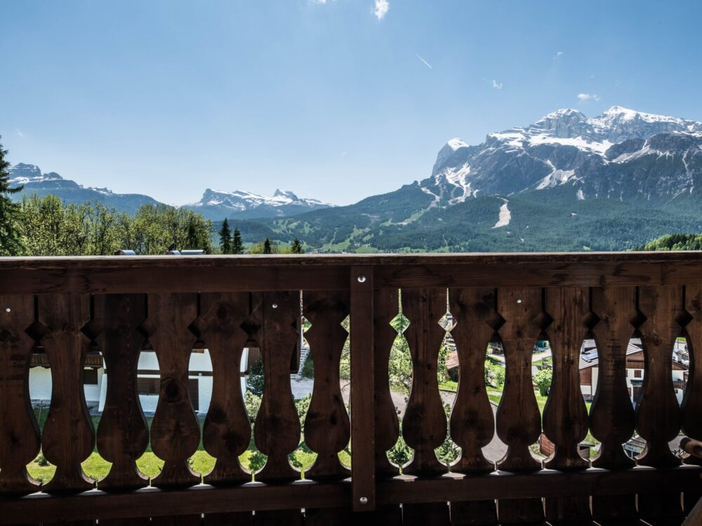 Foto 6 Mansarda tre camere in località Alverà a Cortina d'Ampezzo (Rif.…