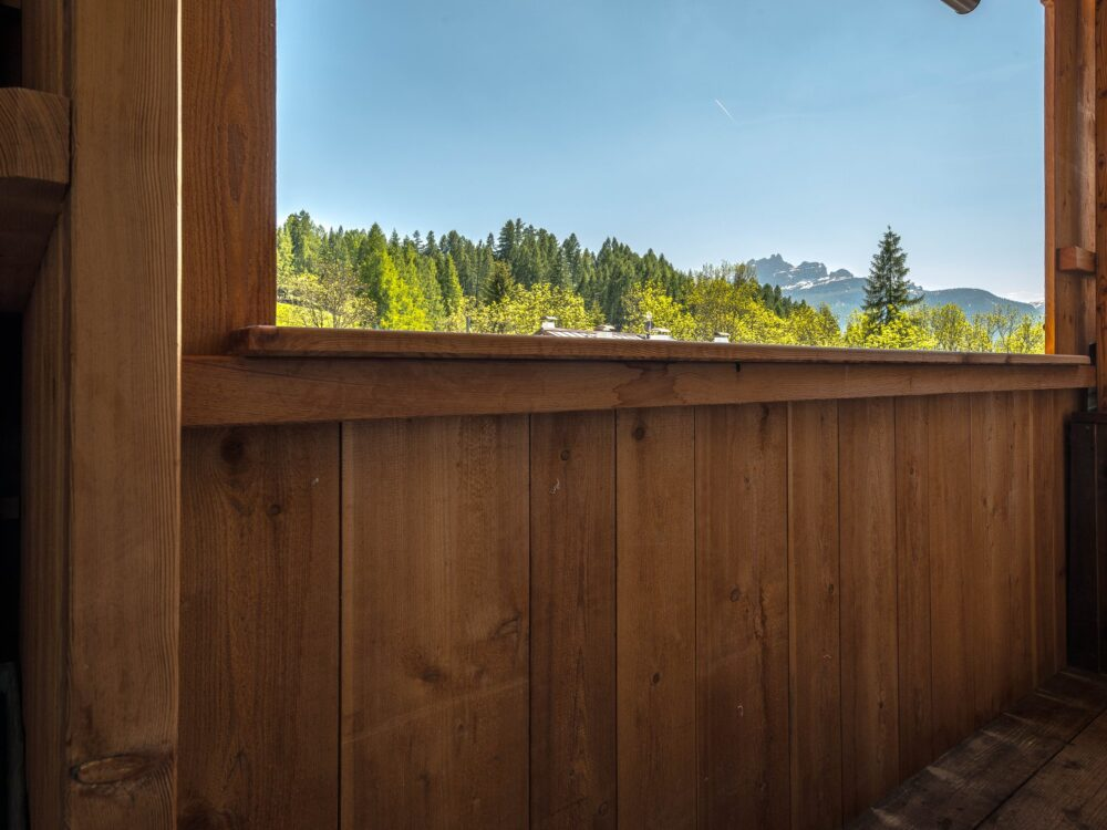 Foto 14 Mansarda tre camere in località Alverà a Cortina d'Ampezzo (Rif.…