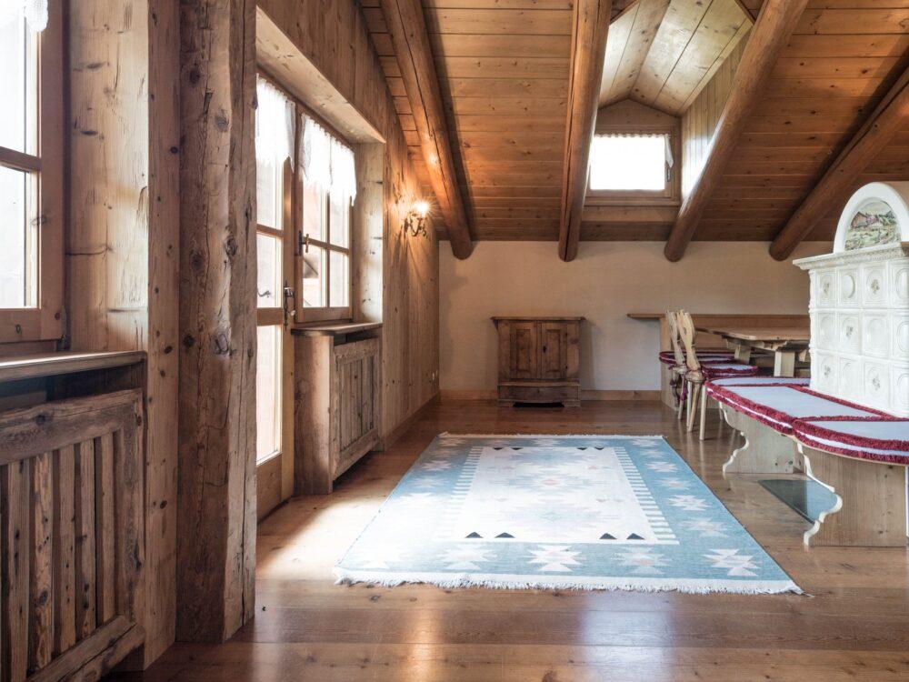 Foto 4 Mansarda tre camere in località Alverà a Cortina d'Ampezzo (Rif.…