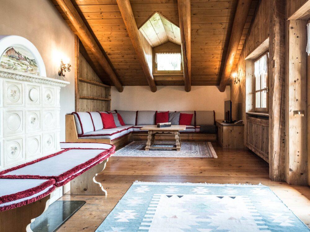 Foto 2 Mansarda tre camere in località Alverà a Cortina d'Ampezzo (Rif.…