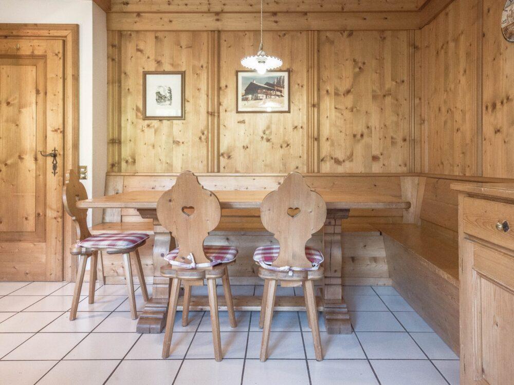 Foto 8 Mansarda tre camere in località Alverà a Cortina d'Ampezzo (Rif.…