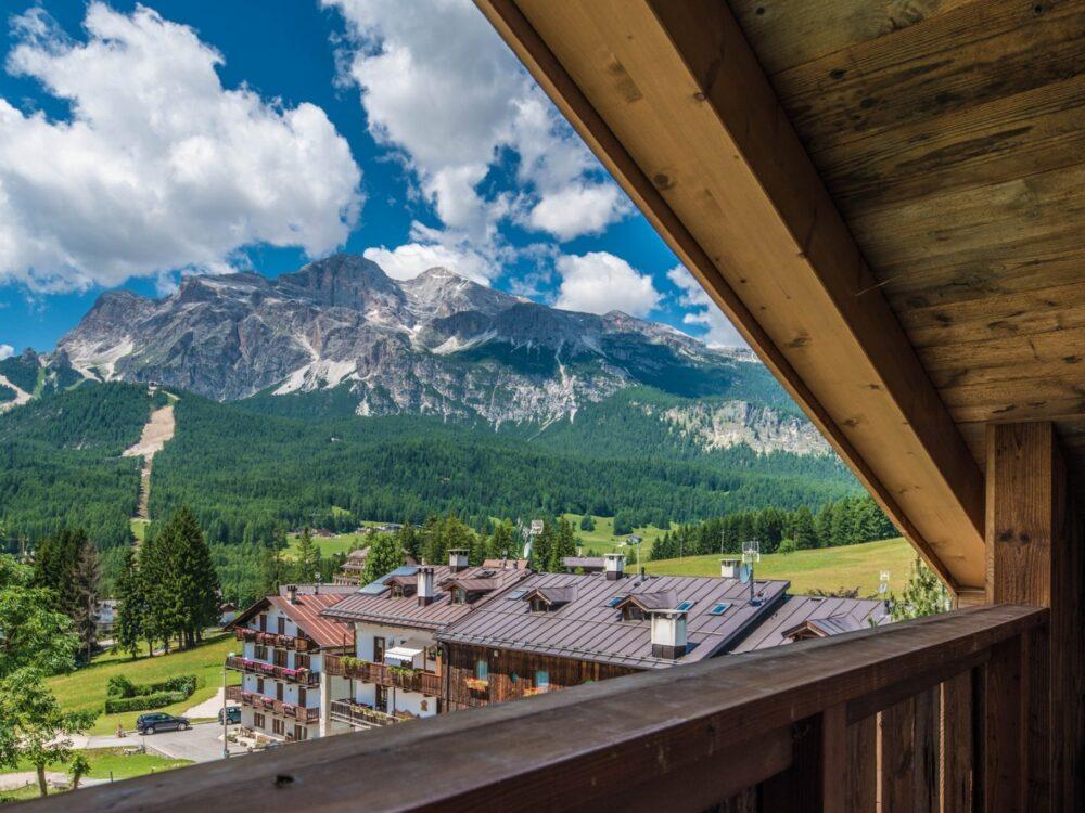 Foto 13 Attico in stile contemporaneo a Cortina d'Ampezzo