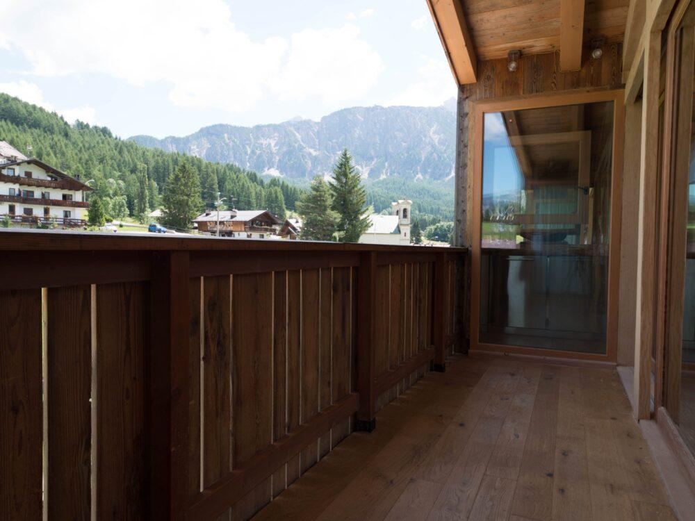 Foto 8 Attico in stile contemporaneo a Cortina d'Ampezzo