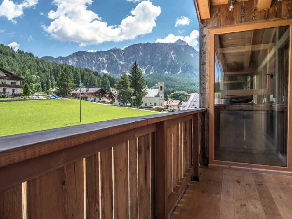 Foto 7 Attico in stile contemporaneo a Cortina d'Ampezzo