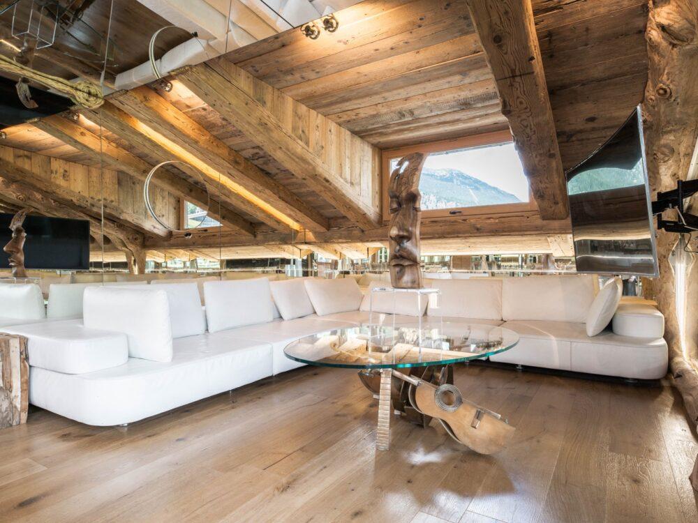 Foto 6 Attico in stile contemporaneo a Cortina d'Ampezzo