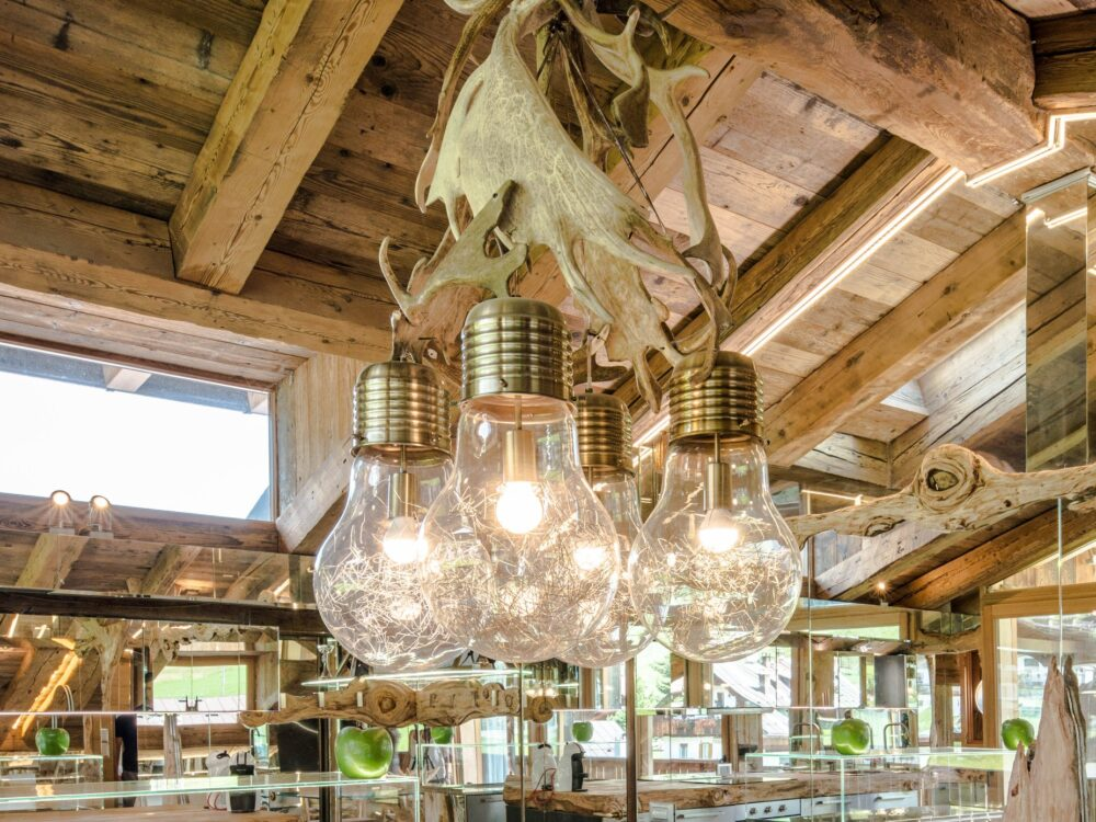 Foto 1 Attico in stile contemporaneo a Cortina d'Ampezzo