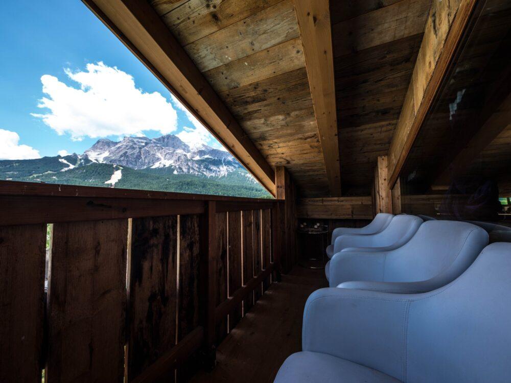 Foto 14 Attico in stile contemporaneo a Cortina d'Ampezzo