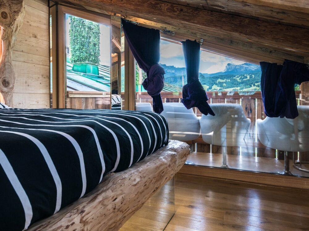 Foto 11 Attico in stile contemporaneo a Cortina d'Ampezzo