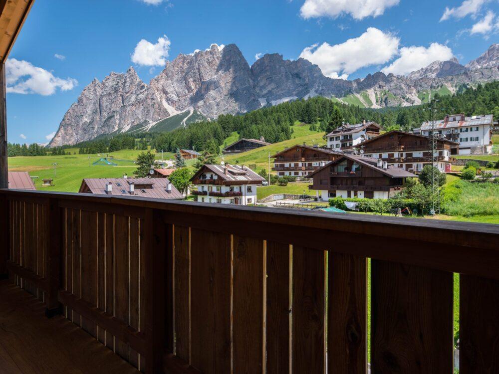 Foto 9 Attico in stile contemporaneo a Cortina d'Ampezzo