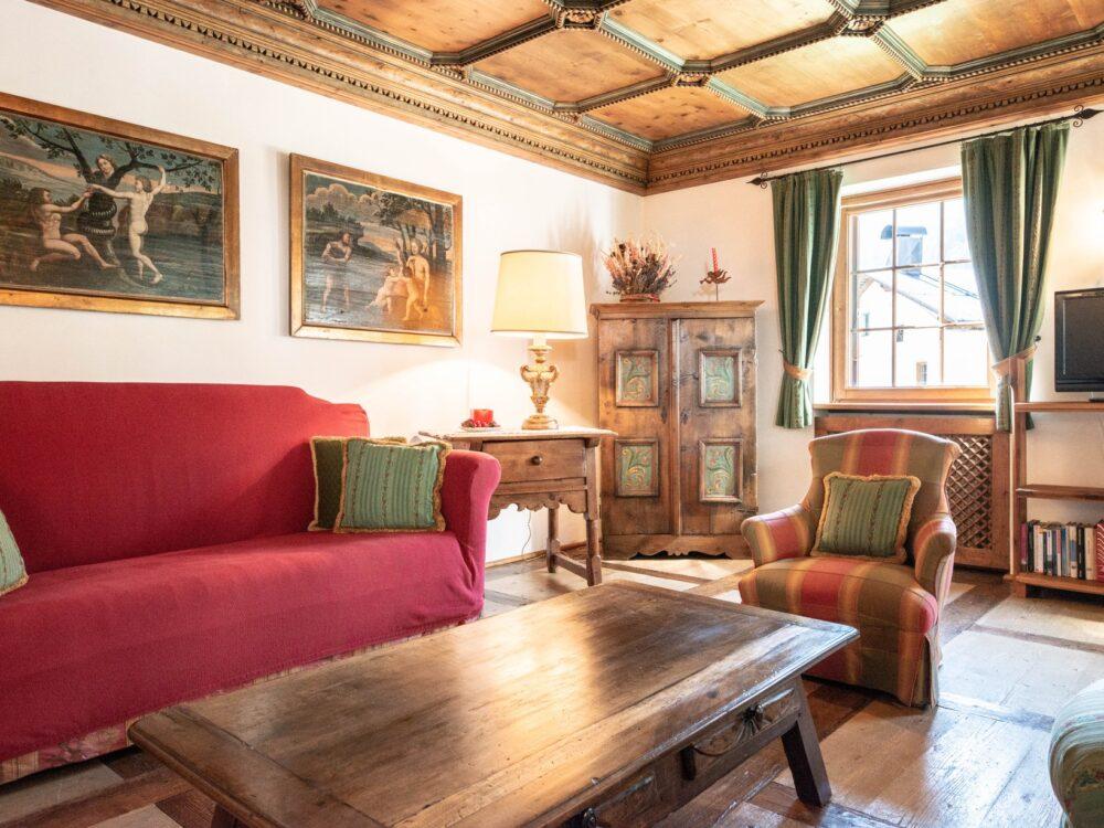 Foto 6 Elegante piano terra ad Acquabona (Rif. 4)