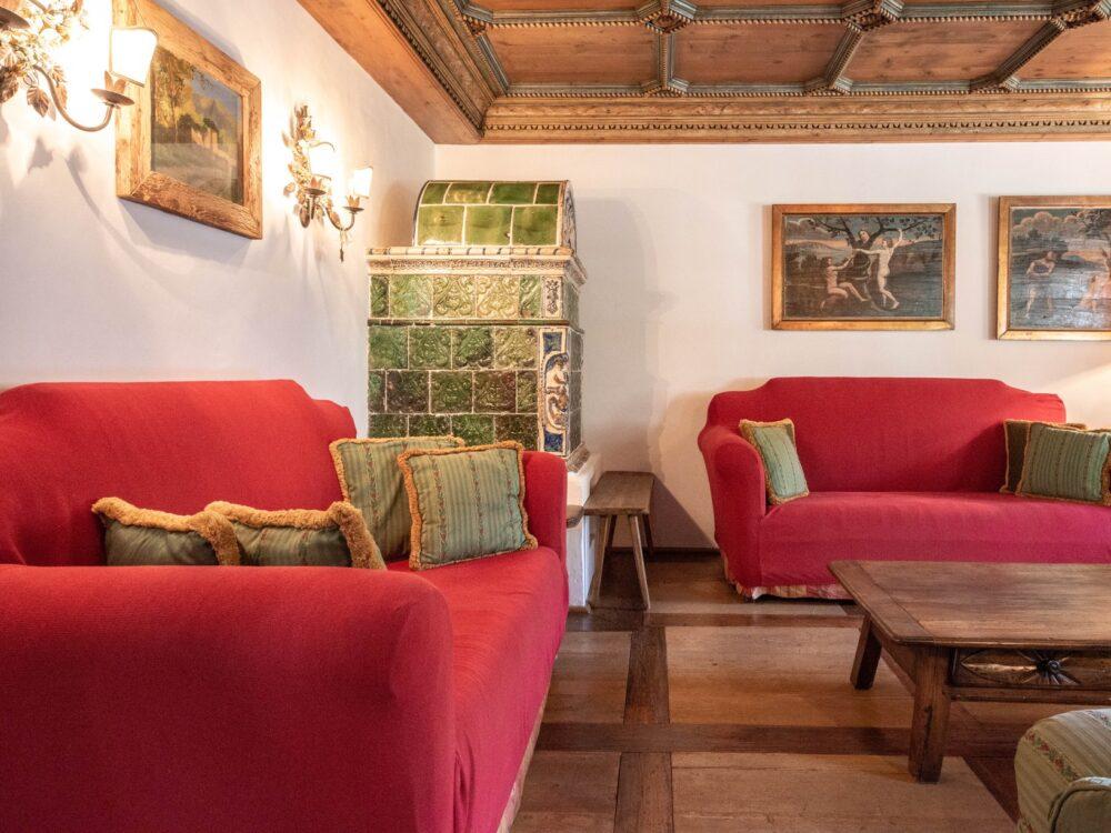 Foto 3 Elegante piano terra ad Acquabona (Rif. 4)