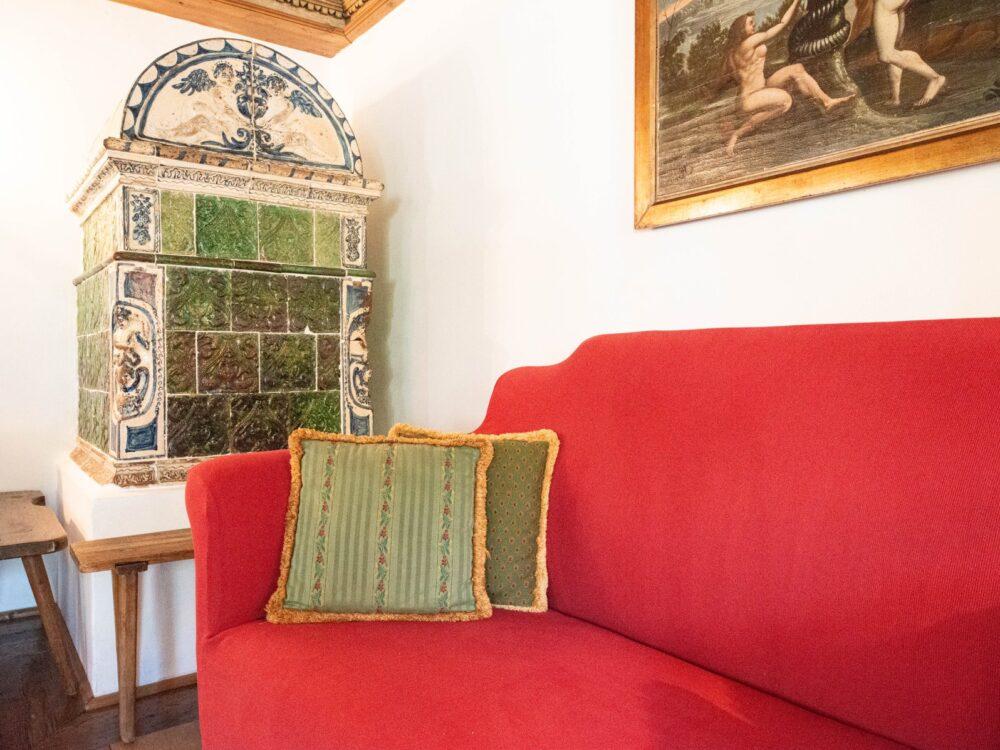 Foto 4 Elegante piano terra ad Acquabona (Rif. 4)