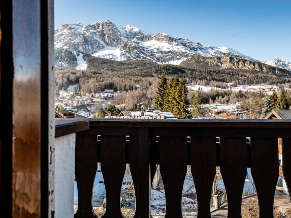 Cortina d'Ampezzo - Cortina Foto Attico centrale a Cortina d' Ampezzo (Rif. 71)