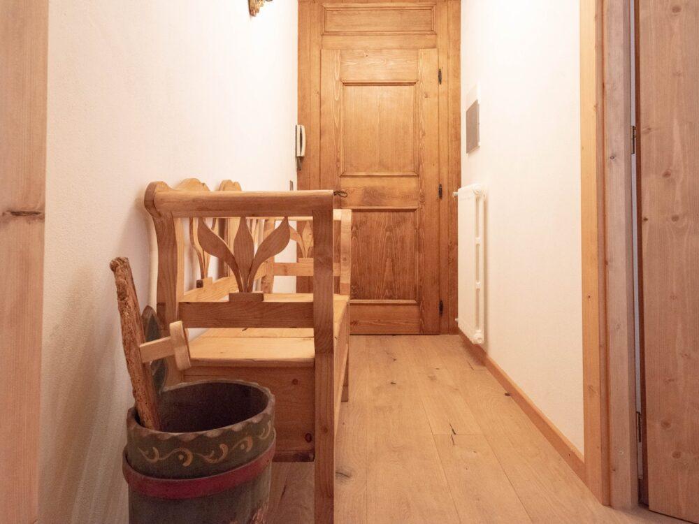Foto 1 Attico centrale a Cortina d' Ampezzo (Rif. 71)