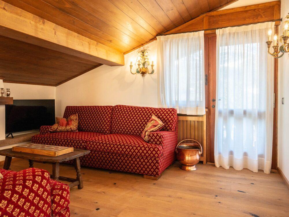 Foto 2 Attico centrale a Cortina d' Ampezzo (Rif. 71)