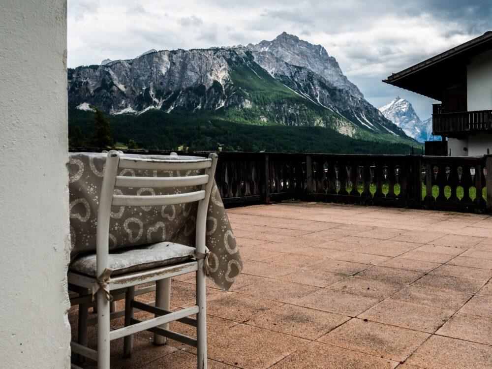 Foto 9 Appartamento terrazzato frazione Ronco di Cortina d'Ampezzo