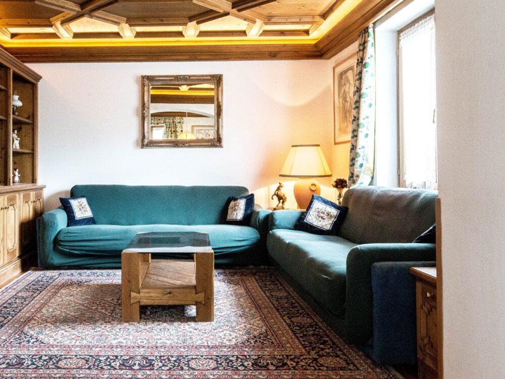 Foto 2 Appartamento terrazzato frazione Ronco di Cortina d'Ampezzo