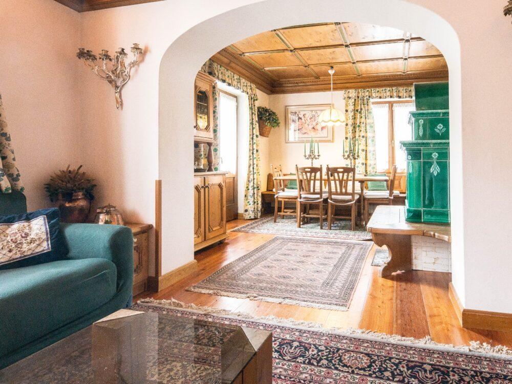Foto 1 Appartamento terrazzato frazione Ronco di Cortina d'Ampezzo