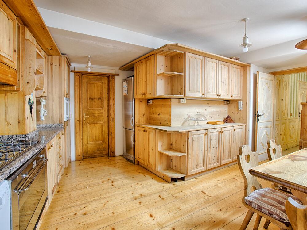 Foto 3 Piano terra due camere in località Zuel a Cortina d'Ampezzo…