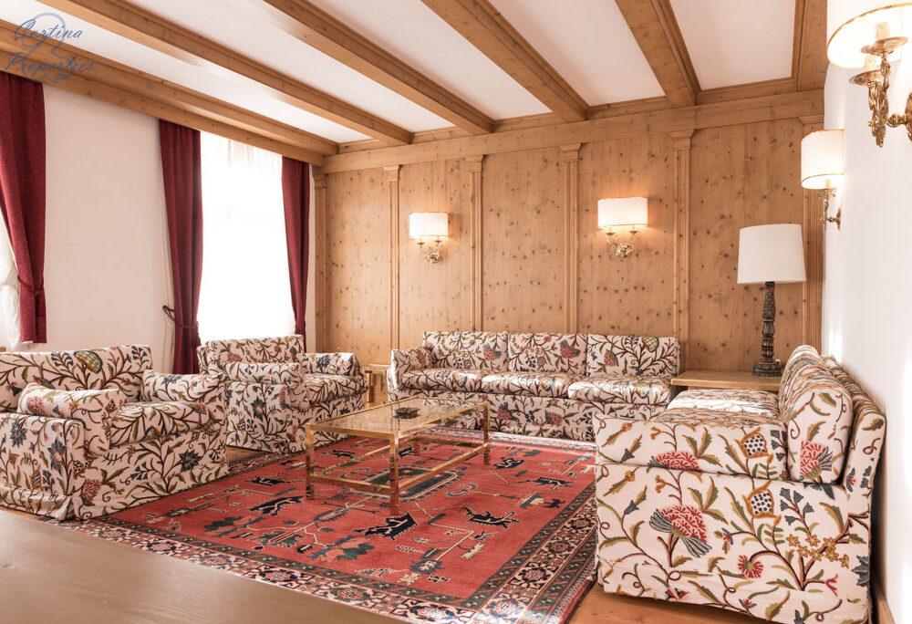 Cortina d'Ampezzo Foto Col Rosà 2 (Rif. 7)