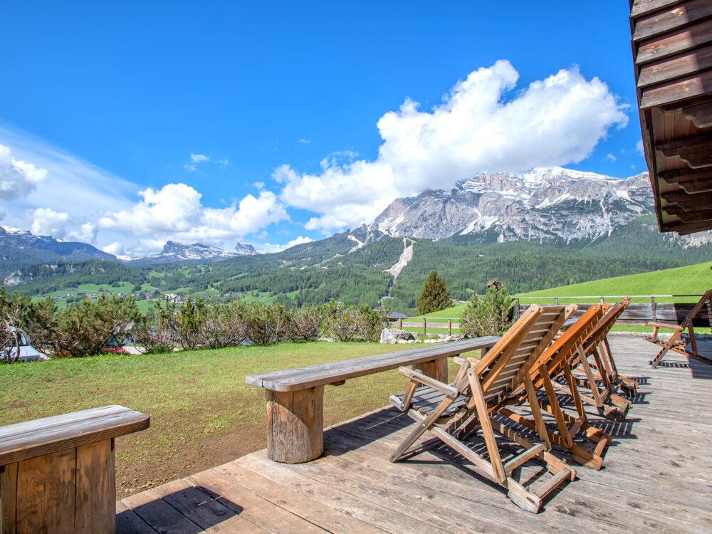Foto 12 Piano terra due camere in località Zuel a Cortina d'Ampezzo…