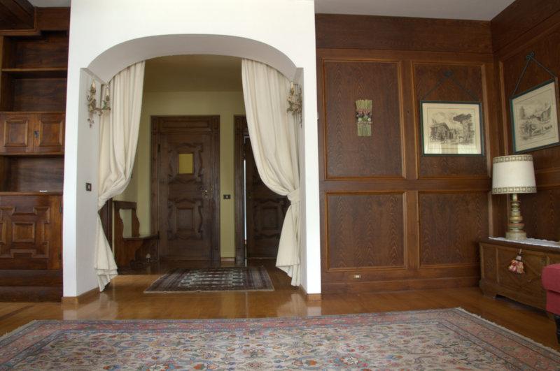 Foto 5 Incantevole primo piano a Cianderies con vista sulle Tofane (Rif.…