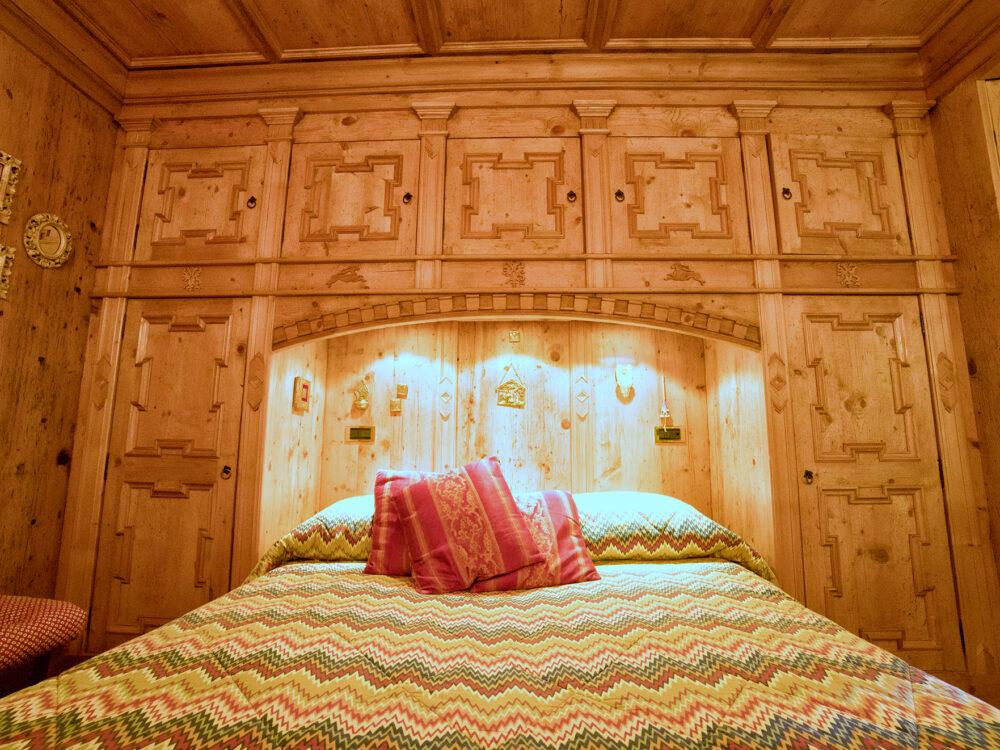 Foto 11 Primo piano di pregio in località Crignes a Cortina d'Ampezzo