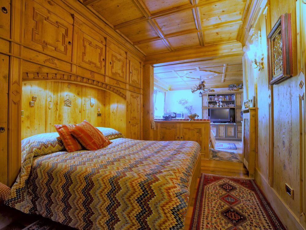 Foto 9 Primo piano di pregio in località Crignes a Cortina d'Ampezzo