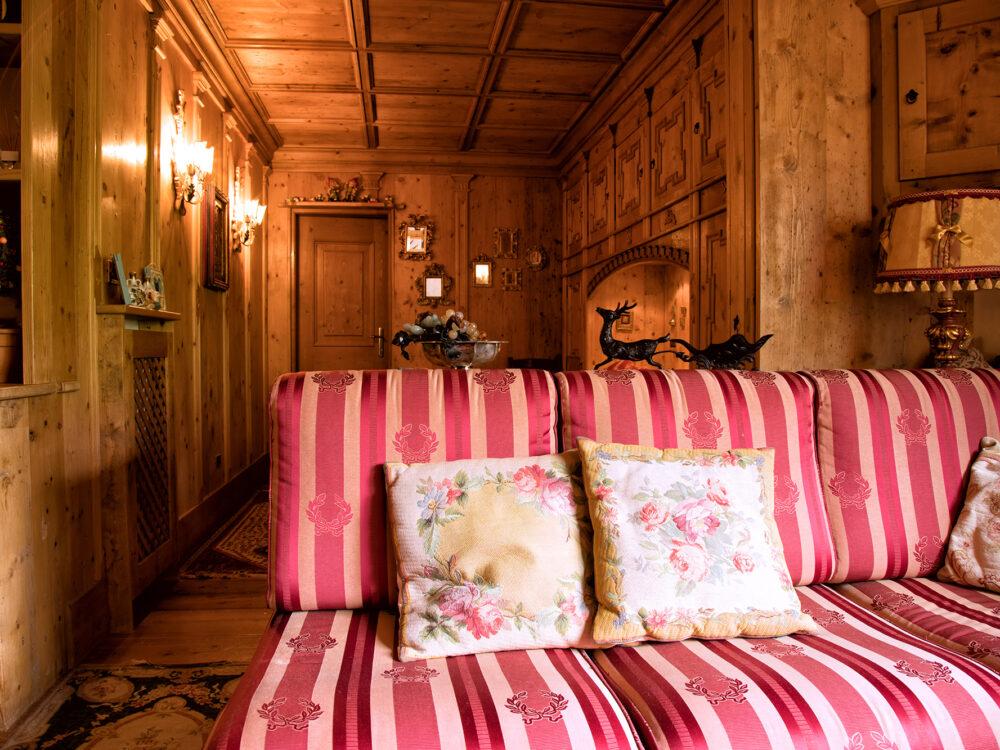 Cortina d'Ampezzo - Crìgnes Foto Primo piano di pregio in località Crignes a Cortina d'Ampezzo