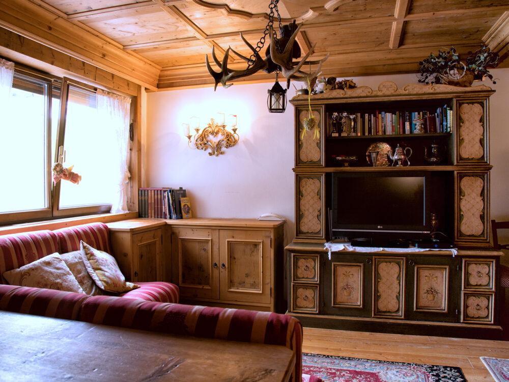 Foto 2 Primo piano di pregio in località Crignes a Cortina d'Ampezzo