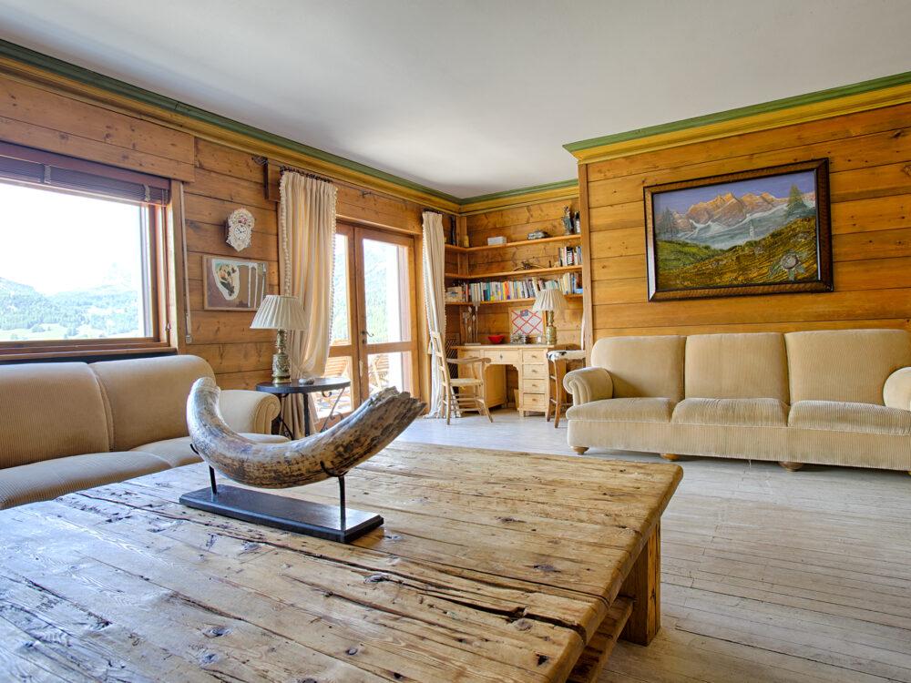 Foto 1 Piano terra due camere in località Zuel a Cortina d'Ampezzo…