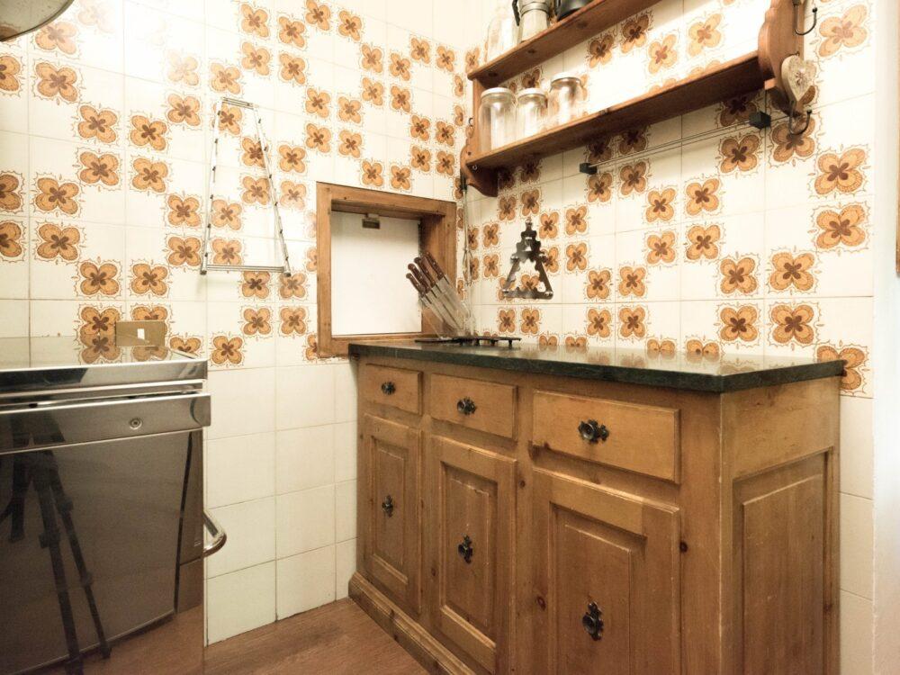 Foto 3 Appartamento con taverna a Cortina d'Ampezzo