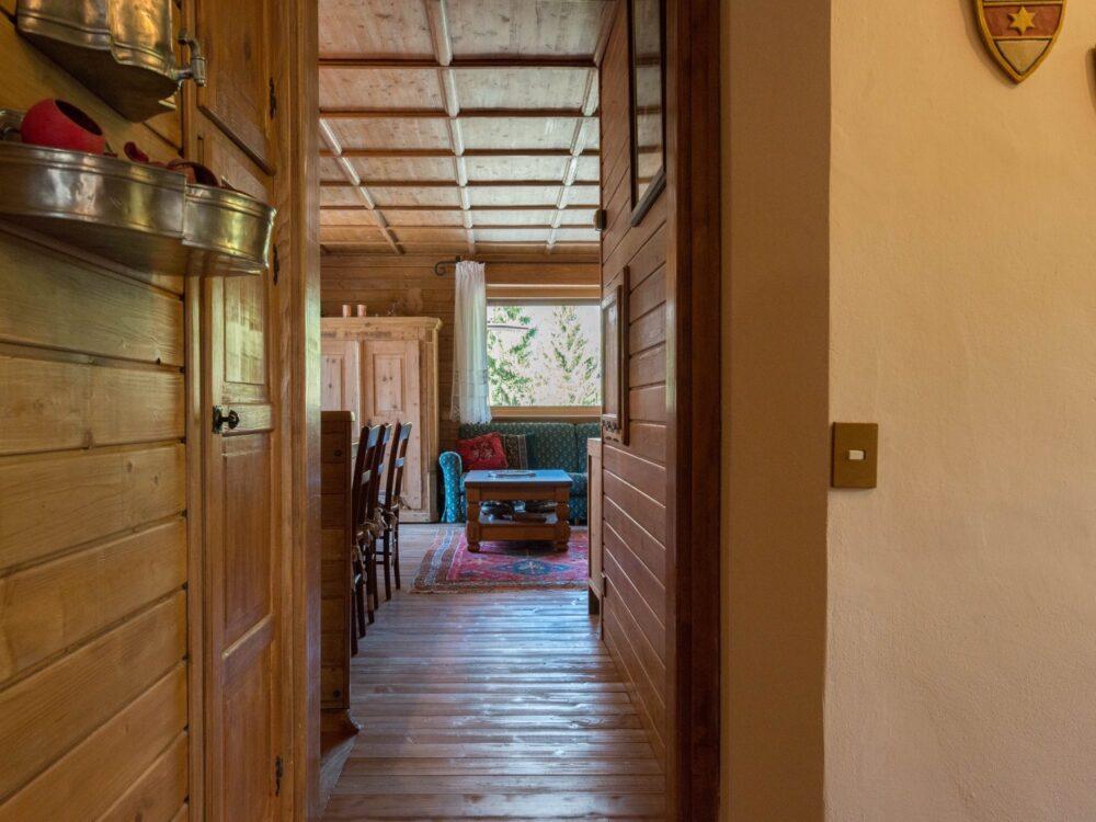 Foto 8 Appartamento con taverna a Cortina d'Ampezzo