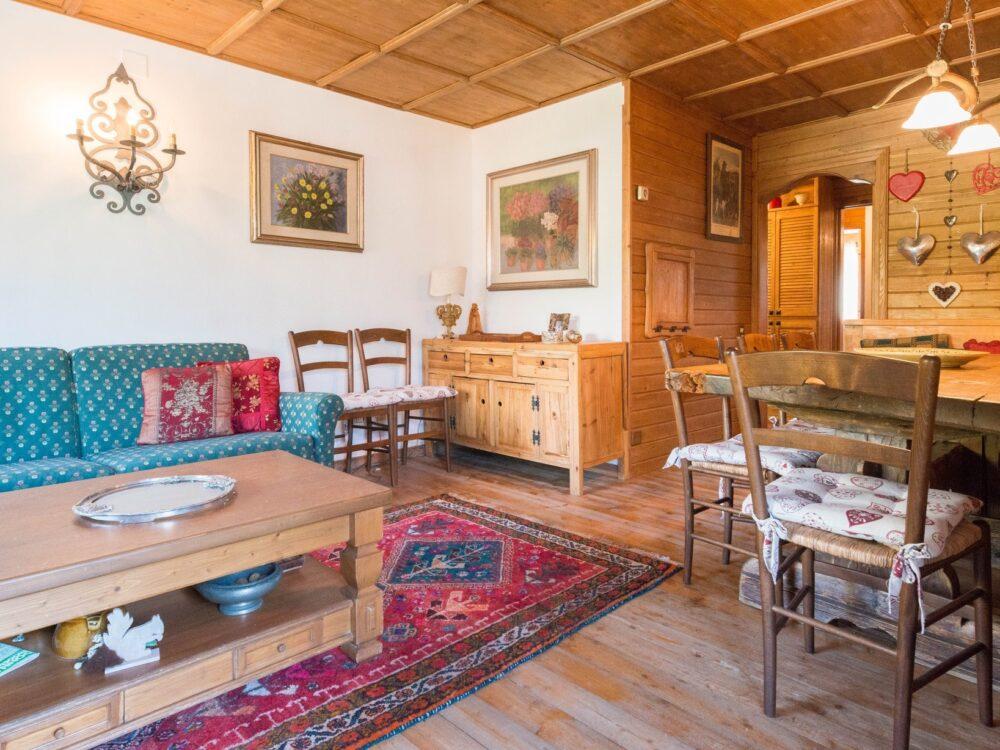 Foto 1 Appartamento con taverna a Cortina d'Ampezzo
