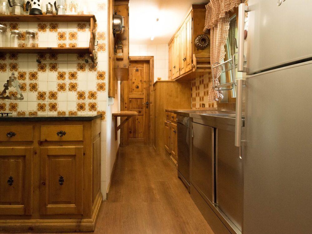 Foto 2 Appartamento con taverna a Cortina d'Ampezzo