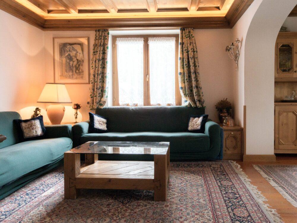 Foto 3 Appartamento terrazzato frazione Ronco di Cortina d'Ampezzo