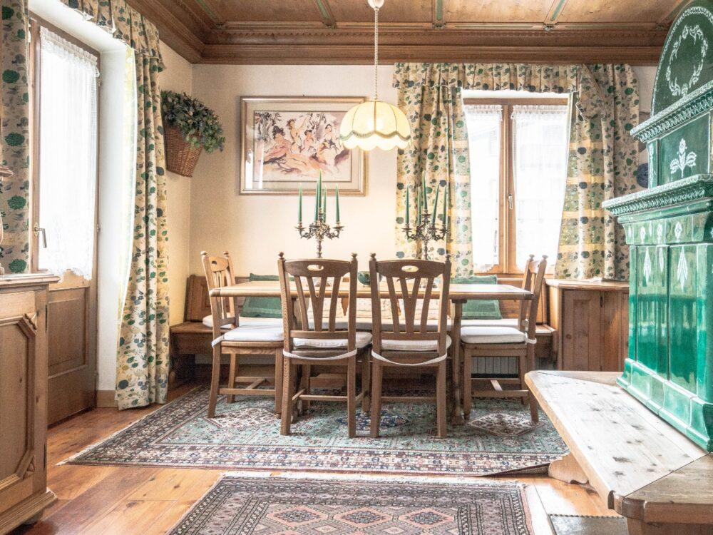 Cortina d'Ampezzo - Ronco Foto Appartamento terrazzato frazione Ronco di Cortina d'Ampezzo