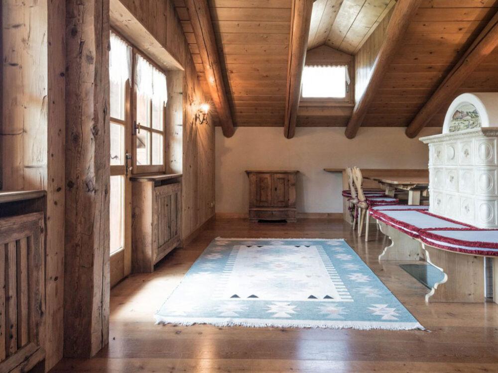 affitto attico cortina