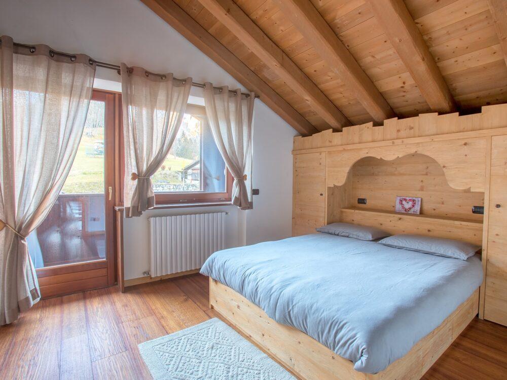 Foto 8 Elegante attico panoramico a San Vito di Cadore