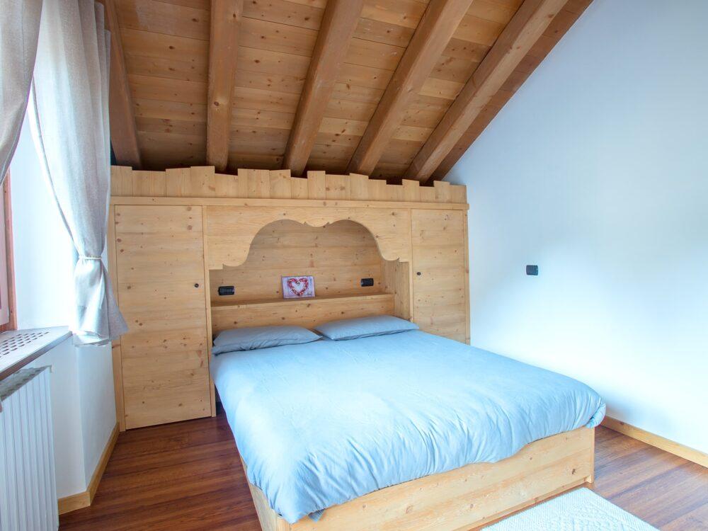 Foto 9 Elegante attico panoramico a San Vito di Cadore
