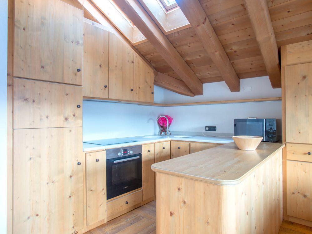 Foto 3 Elegante attico panoramico a San Vito di Cadore