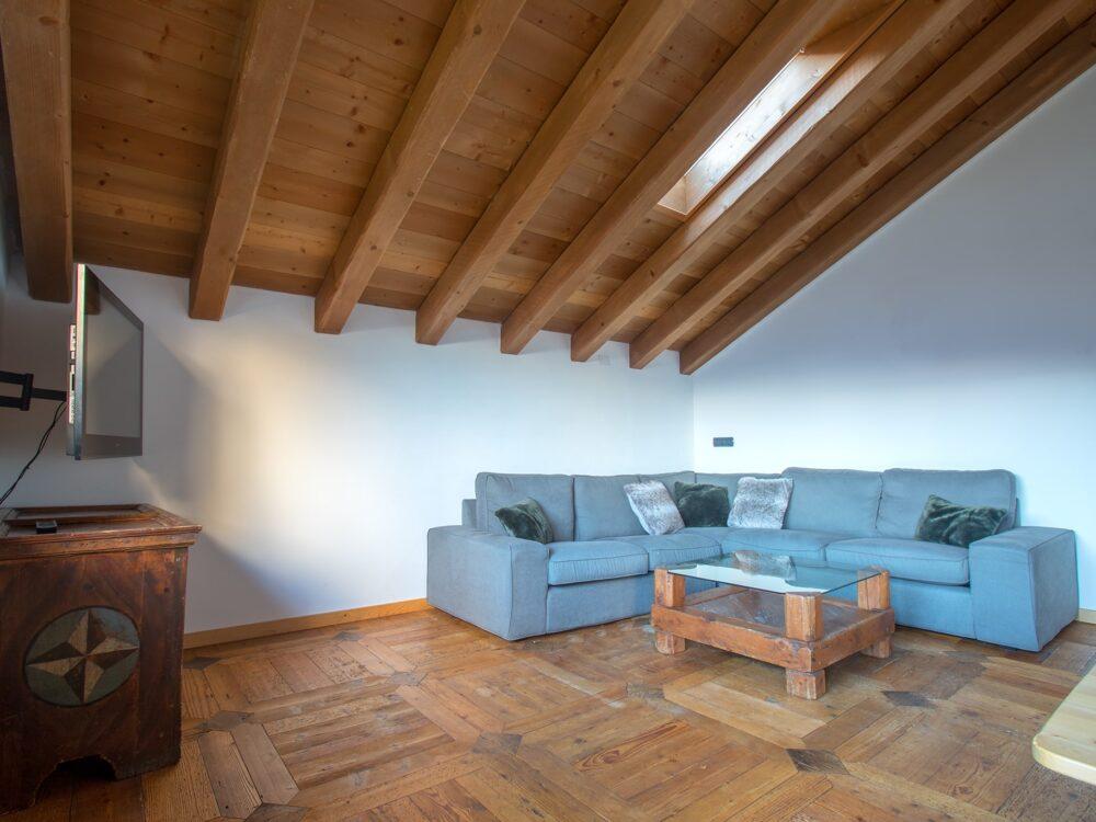 Foto 4 Elegante attico panoramico a San Vito di Cadore