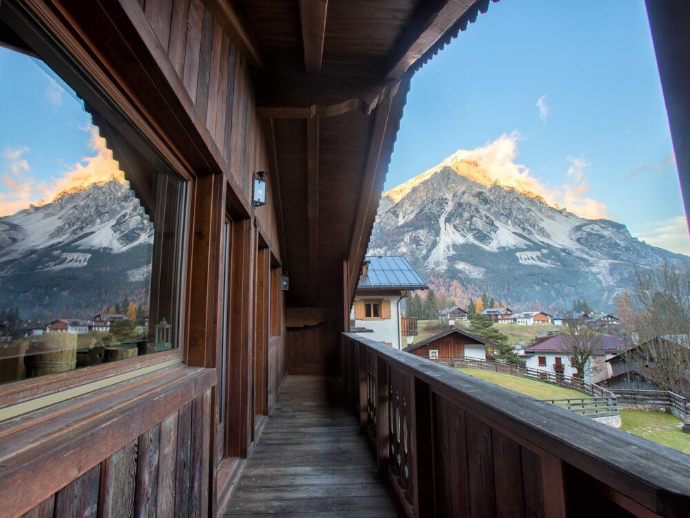 Foto 18 Elegante attico panoramico a San Vito di Cadore