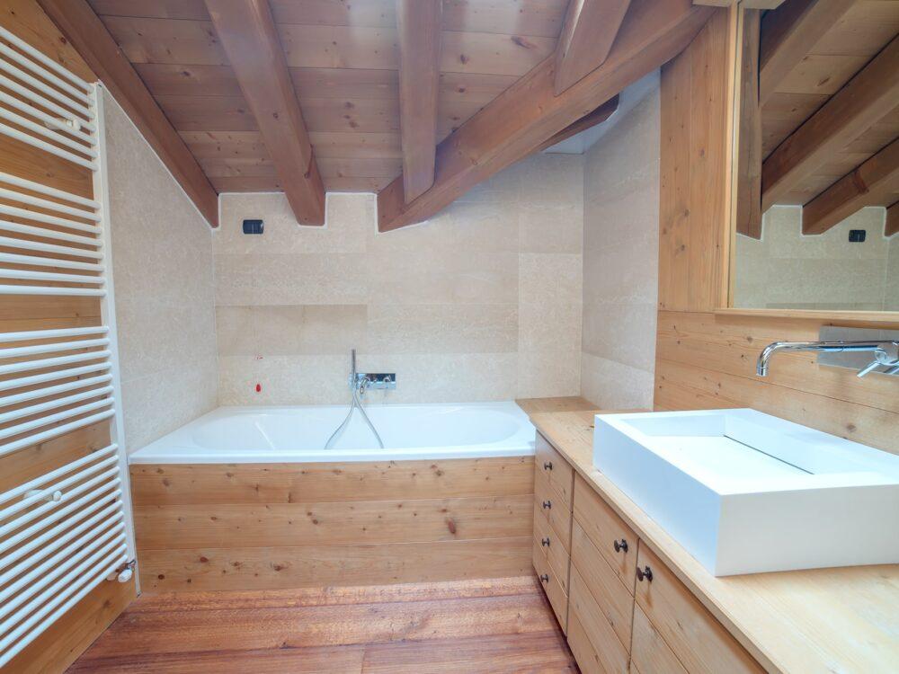 Foto 10 Elegante attico panoramico a San Vito di Cadore