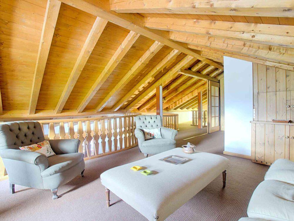 Foto 19 Attico in duplex di 240 mq in località Alverà