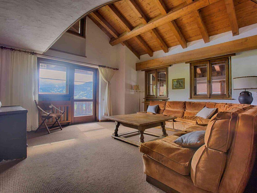 Cortina d'Ampezzo Foto Attico in duplex di 240 mq in località Alverà