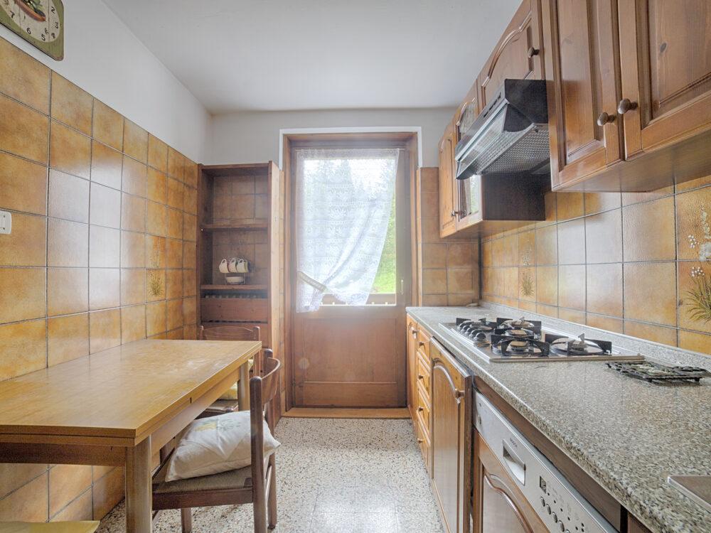 Foto 3 Duplex mansardato in Corso Italia a Cortina d'Ampezzo (Rif. 84)