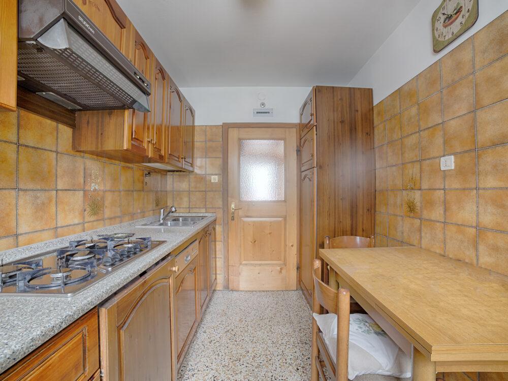 Foto 4 Duplex mansardato in Corso Italia a Cortina d'Ampezzo (Rif. 84)