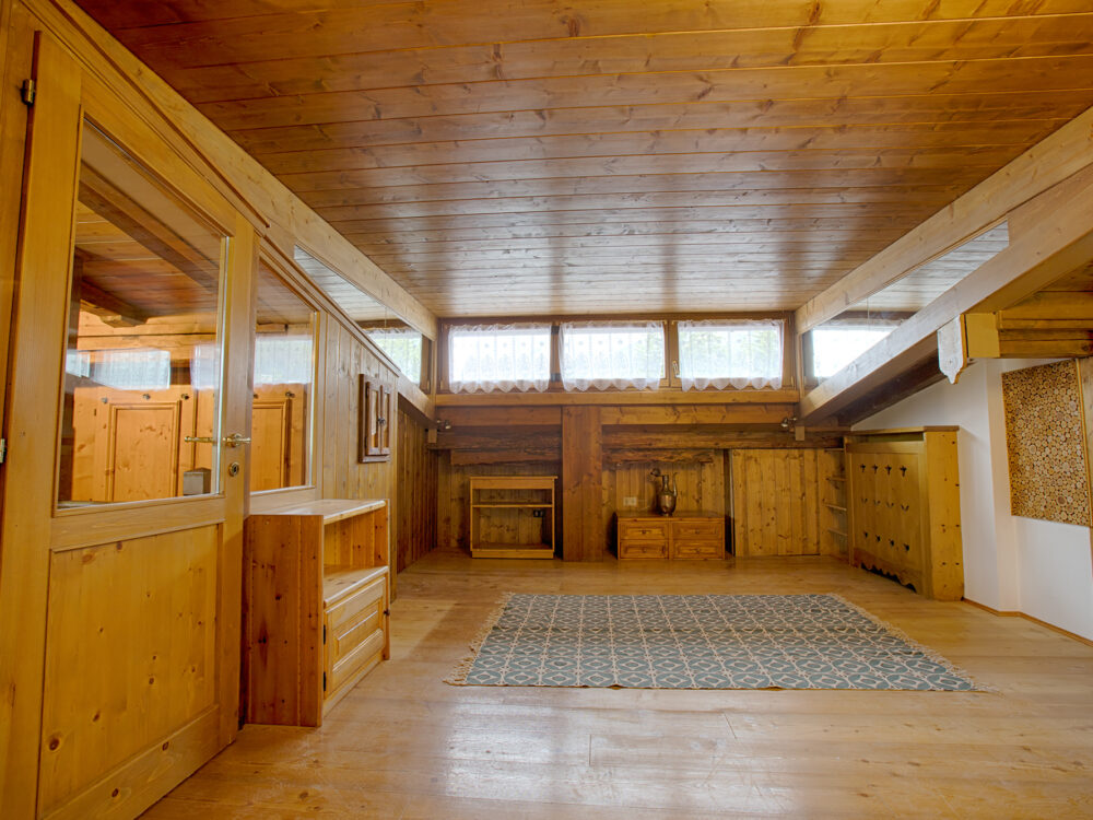 Foto 13 Duplex mansardato in Corso Italia a Cortina d'Ampezzo (Rif. 84)