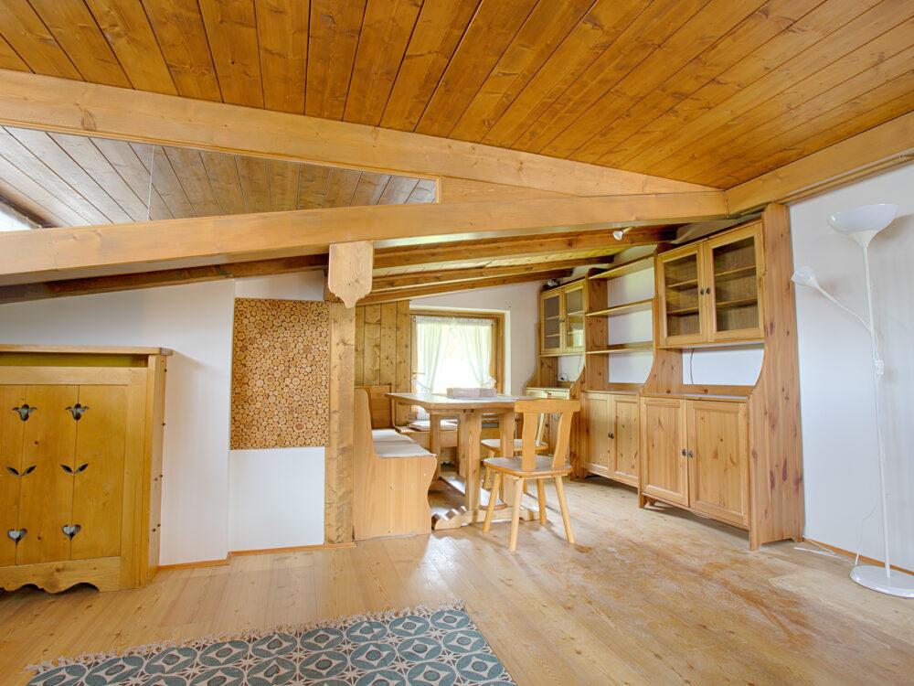 Foto 12 Duplex mansardato in Corso Italia a Cortina d'Ampezzo (Rif. 84)